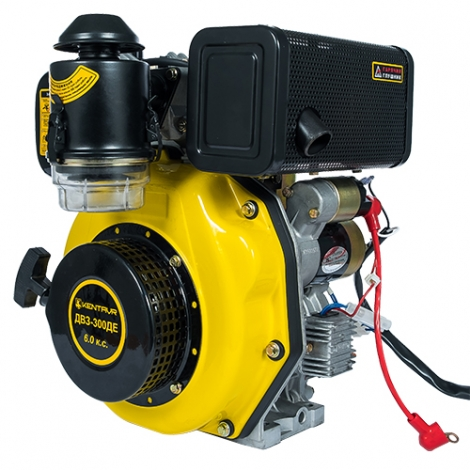 Двигатель дизельный Кентавр ДВУ-300ДЕ