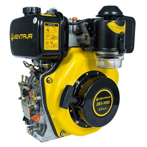 Двигатель дизельный Кентавр ДВУ-300Д