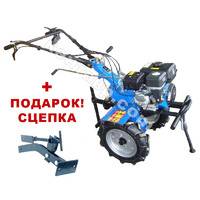 Мотоблок бензиновый ДТЗ 570Б