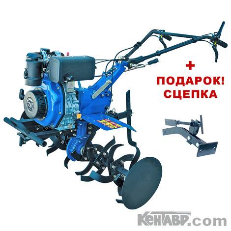 Мотоблок дизельный ДТЗ 585Д