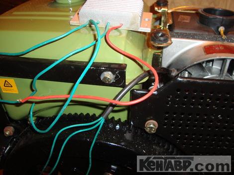 Мотоблок Кентавр МБ 1080Д-5 комплект