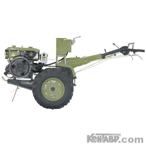 Мотоблок Кентавр МБ 1081Д-5 комплект