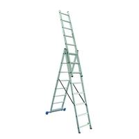 Универсальная 3-х составная лестница КЕНТАВР 3х7м