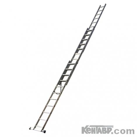 Универсальная 3-х составная лестница КЕНТАВР 3х8м