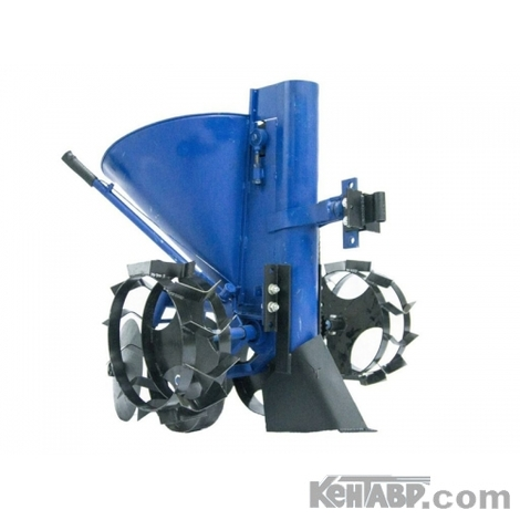 Картофелесажатель Кентавр К-1ЦУ (синий)