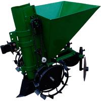 Картофелесажатель Кентавр П-1Ц (зеленый)