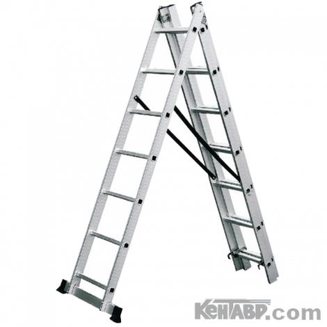 Лестница универсальная Кентавр 3х10Н