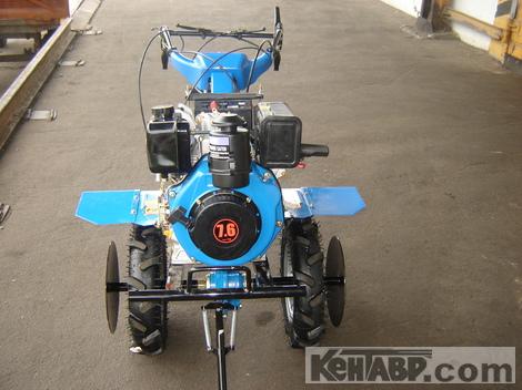 Дизельный мотоблок Zirka GT76D