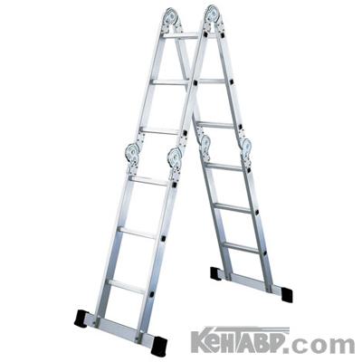 Шарнирная лестница КЕНТАВР 4x4