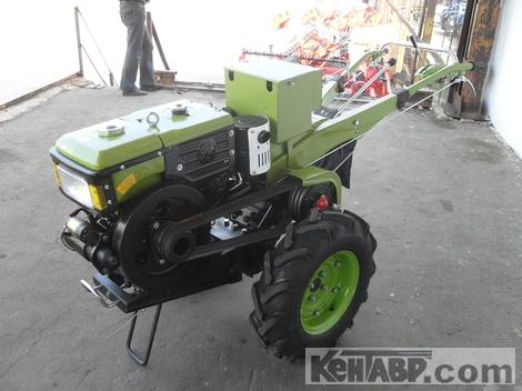 Мотоблок Кентавр МБ 1012Е комплект