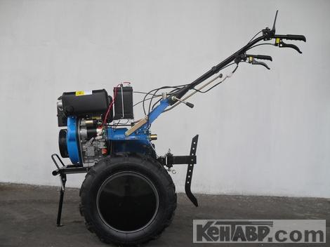 Мотоблок Кентавр МБ 2091Д-3