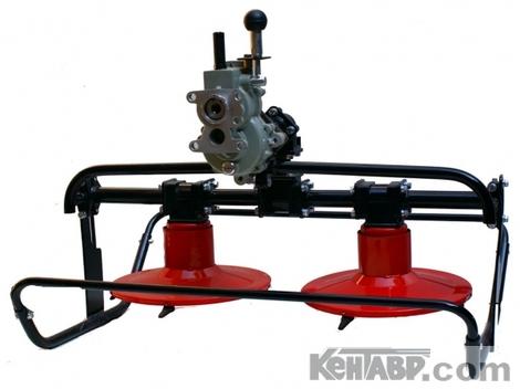 Косилка роторная Кентавр КР-02 ВОМ шпонка