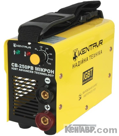 Сварочный аппарат Кентавр СВ-250РВ микрон