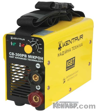 Сварочный аппарат Кентавр СВ-300РВ микрон