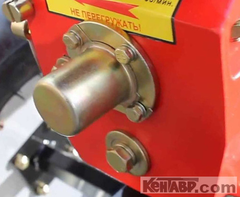Мотоблок Кентавр МБ 2090Б-3